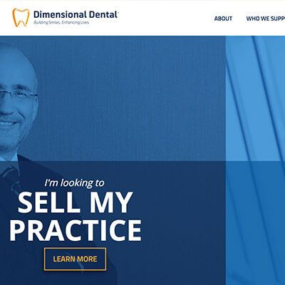 Dental - Webby D LLC - portfolio